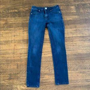 DL1961 Nina High Rise Skinny Jeans- Size 25